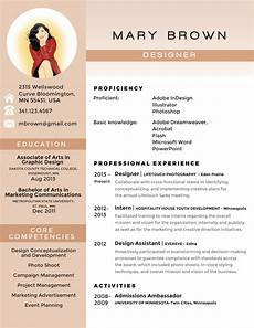 Great Creative Resumes Creative Resumes And Business Cards Resume Professional