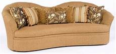 curved back sofa