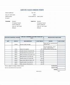 Order Form Template Excel Excel Order Form Template 19 Free Excel Documents