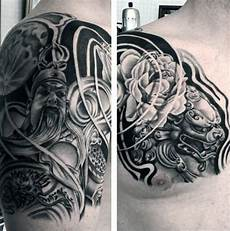 Black And White Designs For Men 75 Black And White Tattoos For Men Masculine Ink Designs
