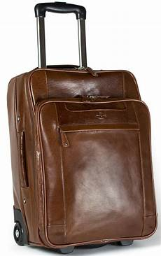 cabin bags uk s babila leather laptop cabin size wheeled luggage