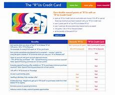 Reward Chart Toys R Us How To Apply For A Toys R Us Credit Card