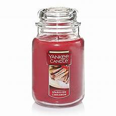yankee candle 174 housewarmer 174 sparkling cinnamon candles