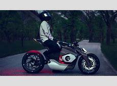 Wallpaper BMW Motorrad Vision DC Roadster, electric bikes