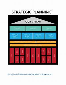 Free Strategic Plan Template 32 Great Strategic Plan Templates To Grow Your Business