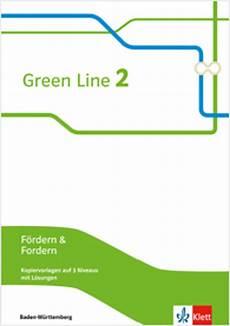Ernst Klett Verlag Green Line Ausgabe Baden W 252 Rttemberg
