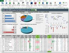 Financial Analysis Example Excel Findynamics Consolidated Financial Statement In Excel