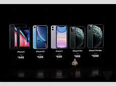 Apple's new iPhone 11 announced: good improvements, still