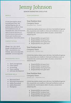 Free Cv Template Doc Cv Template Doc Introduction Letter