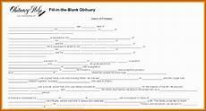 Template For Obituary Microsoft Word 4 Ms Word Obituary Template Sampletemplatess