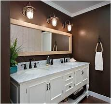 ideas for bathroom lighting 10 chic bathroom vanity lighting ideas