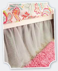 offray tulle bed skirt