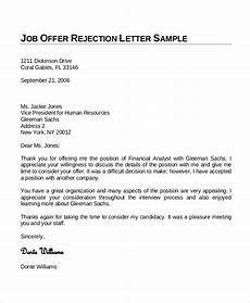 Letters Offering Employment Free 7 Sample Job Offer Letter Templates In Ms Word Pdf