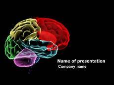 Brain Ppt Templates Brain Centers Powerpoint Template Backgrounds 04990