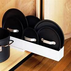 pull out lid organizer the container store