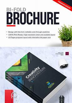 Electronic Brochure Software Business Brochure Design Template Indesign Brochure