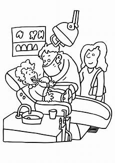 Kostenlose Malvorlagen Zahnarzt Malvorlage Beim Zahnarzt Kostenlose Ausmalbilder Zum