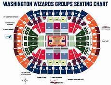 Washington Wizards Seating Chart With Rows 2012 13 Wizards Group Tickets The Official Site Of The