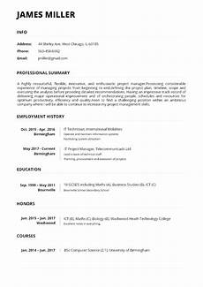 How To Build A College Resumes Choose Template Online Resume Builder Create A Perfect