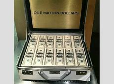 1 million dollars   Money stacks, One million dollars, 1
