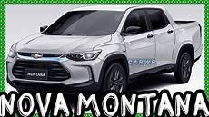 Chevrolet Montana 2020 by Photoshop Chevrolet Montana Cd 2020 Mini S10 Futura