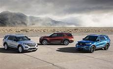 2020 ford lineup 2020 ford explorer 5 fleet features vehicle research