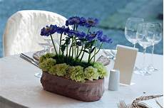 diy spring wedding centerpieces blue plate catering