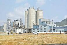 Cement Factory New Cement Factory Opens In Kot Business Phnom Penh Post