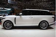 2019 range rover sport 2019 range rover sv coupe is all sport and not much