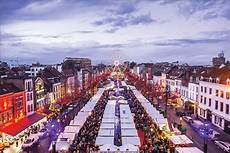 Brussels Christmas Market Light Show 13 Best European Christmas Markets Luxe Adventure Traveler