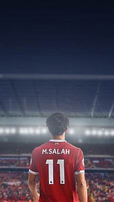 liverpool jersey wallpaper mohamed salah mobile wallpaper 2 0 oc liverpoolfc