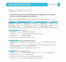90 Day Action Plan Template 22 30 60 90 Day Action Plan Templates Free Pdf Word