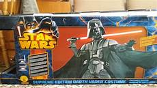 darth vader costume supreme edition unboxing darth vader supreme edition costume