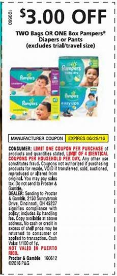 Free Easy Printable Coupons Pampers Diapers Has Fantastic Savings This Month Faith
