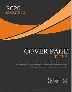 Report Cover Pages 5 Best Report Cover Page Designs For Ms Word Ms Word
