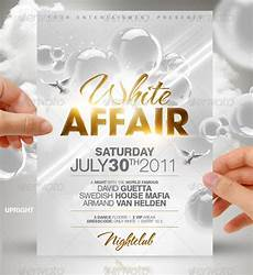 Free All White Party Flyer Template 160 Free And Premium Psd Flyer Design Templates Print