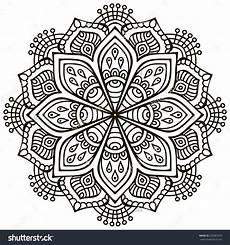 Malvorlagen Mandala Mandala Free Printable Mandala Only Coloring Pages