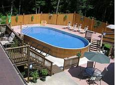 Above Ground Swimming Pool Designs Above Ground Wooden Swimming Pools Traditional Pool