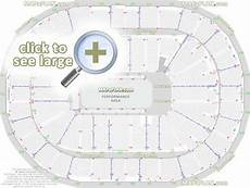 Cirque Du Soleil Oaks Pa Seating Chart Consol Energy Center Seat Amp Row Numbers Detailed Seating