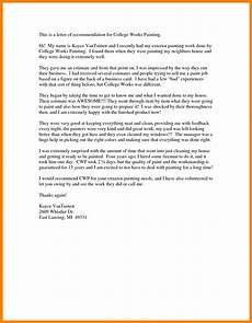 Letter Of Recommendation College Admission Best Ideas Of 11 Reference Letter For College Marvelous