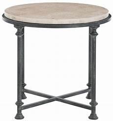 accent tables metal end table bernhardt
