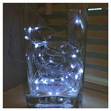 Fairy Lights In Glass Cylinder How To Decorate With Fairy Lights Daisies Amp Pie