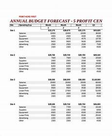 Excel Forecasting Template Excel Forecast Template 11 Free Excel Documents