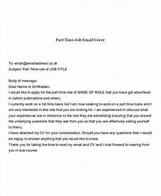 Sample Email To Apply For A Job Free 21 Email Cover Letter Examples In Pdf Doc Examples