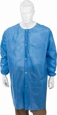 lab coats pack 18 24 pro safe pack of 30 size 2xl blue lab coats without