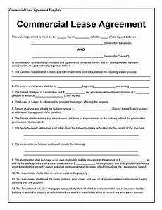 Business Lease Proposal Template 26 Free Commercial Lease Agreement Templates Template Lab