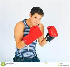 giovani uomini sportivi fotografia stock immagine di