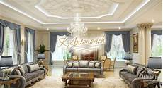 luxury living room interior design in dubai