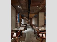 Japanese Barbecue Restaurant   InteriorZine