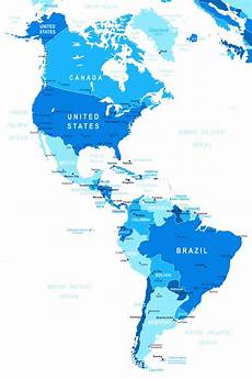 World Map Of North And South America North And South America Map Renewable Fuels Association